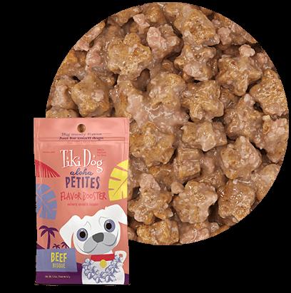 Tiki Dog Aloha Petites Beef Bisque Flavor Booster