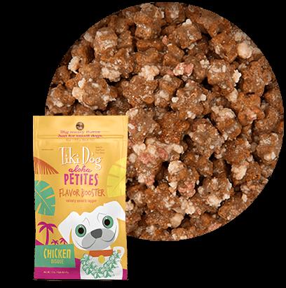 Tiki Dog Aloha Petites Chicken Bisque Flavor Booster