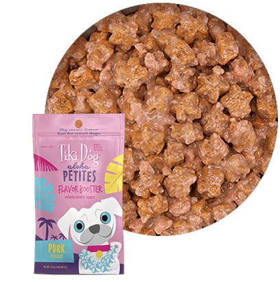 Tiki Dog Aloha Petites Pork Bisque Flavor Booster