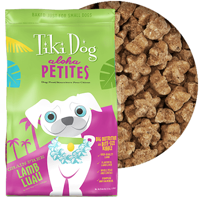 Tiki Dog Aloha Petites Lamb Luau Dog Food