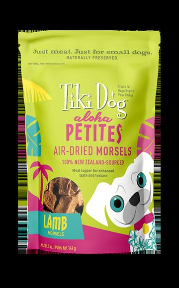 Tiki Dog Aloha Petites Lamb Morsels