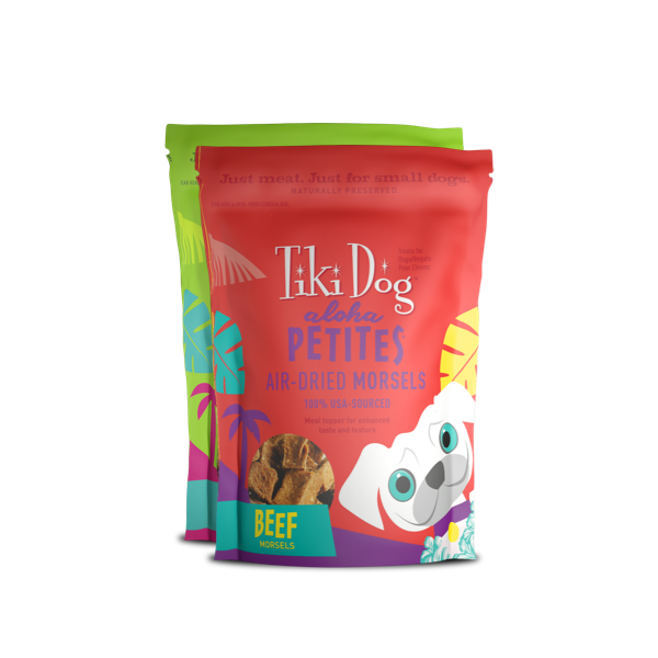 Tiki Dog Aloha Petites Air-Dried Morsels