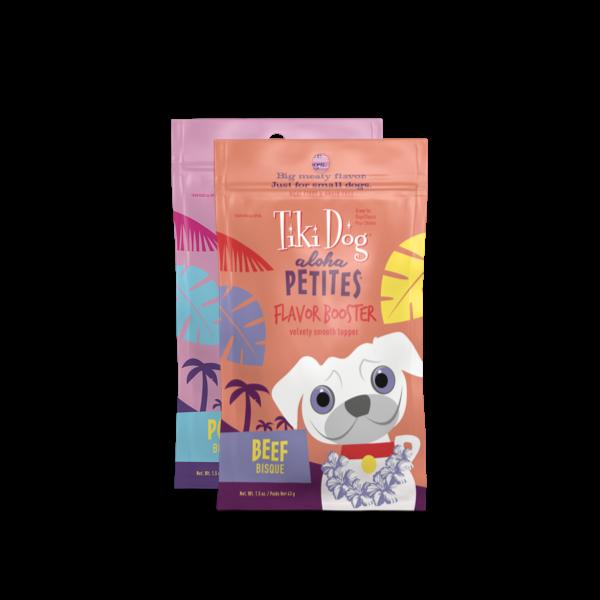 Tiki Dog Aloha Petites Flavor Boosters