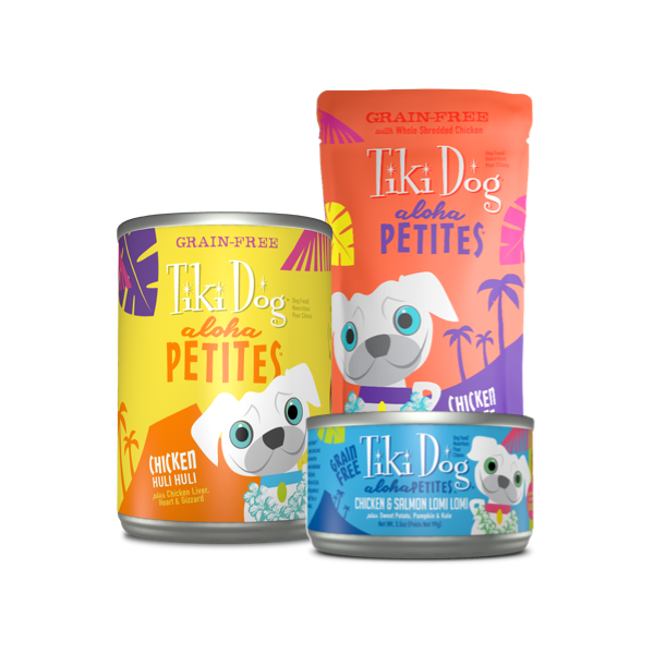Aloha Petites Dog Food