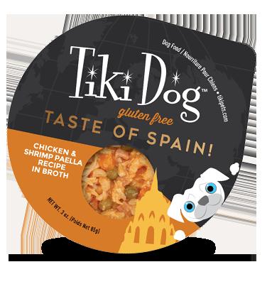 Spanish Paella Tiki Pets