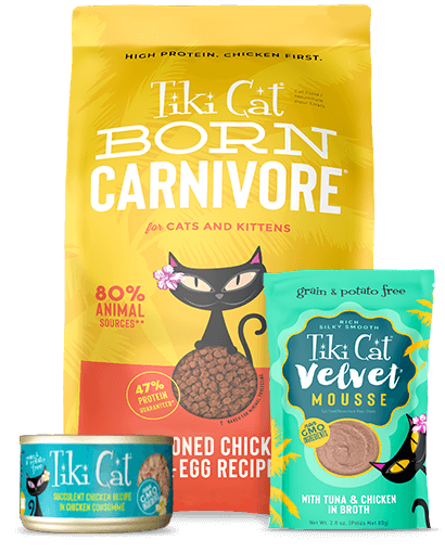 Tiki Cat Food